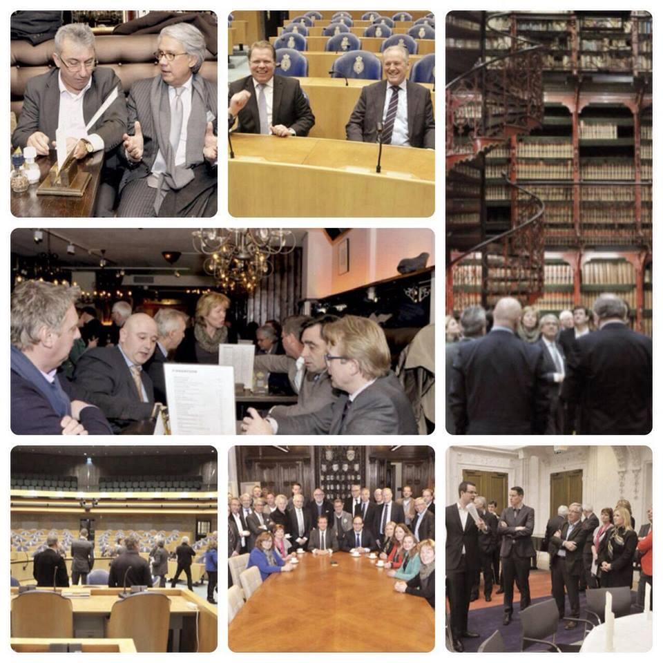 ENC - rondleiding Tweede Kamer